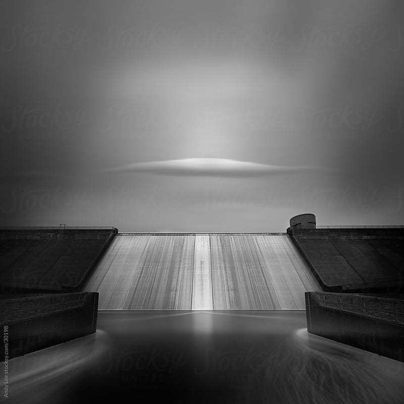 That Dam Cloud by Andy Lee for Stocksy United
