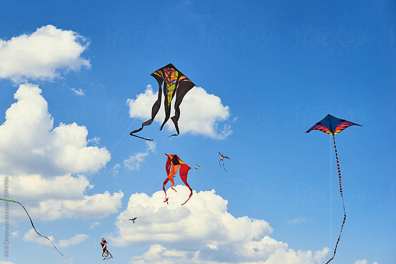 Kites by Kirill Orlov for Stocksy United