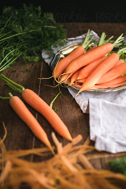 Carrots by Hung Quach for Stocksy United