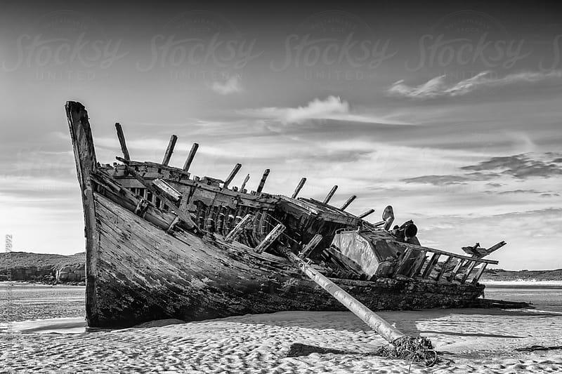 Eddie's Boat II by Marilar Irastorza for Stocksy United