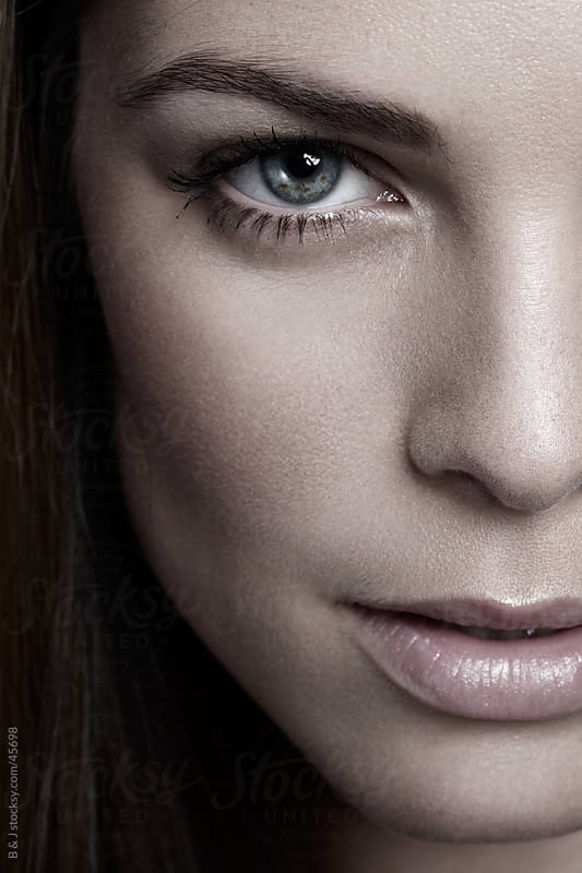 Beauty Close up by B & J for Stocksy United