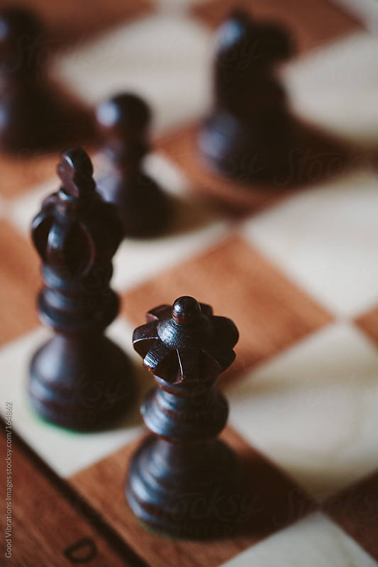 Chess by Good Vibrations Images for Stocksy United
