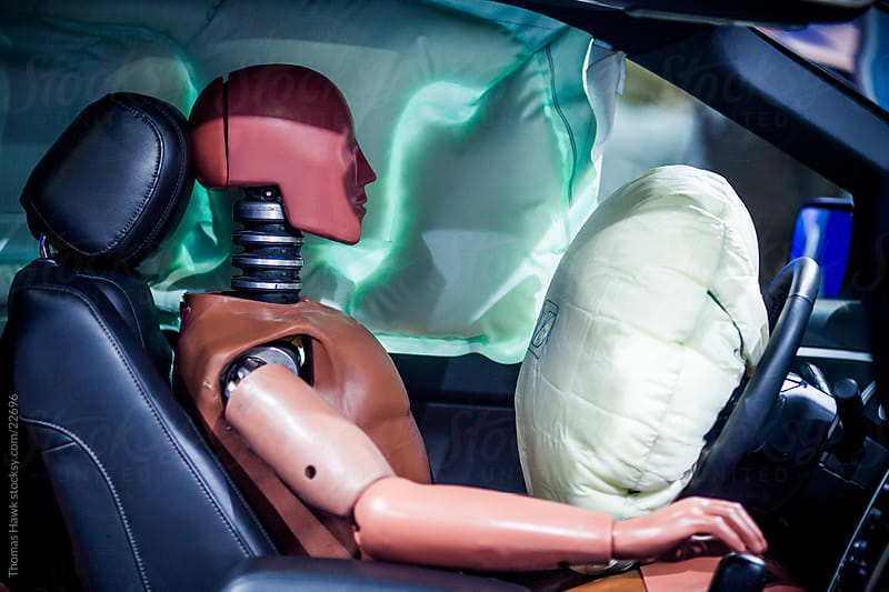 car dummy by Thomas Hawk for Stocksy United