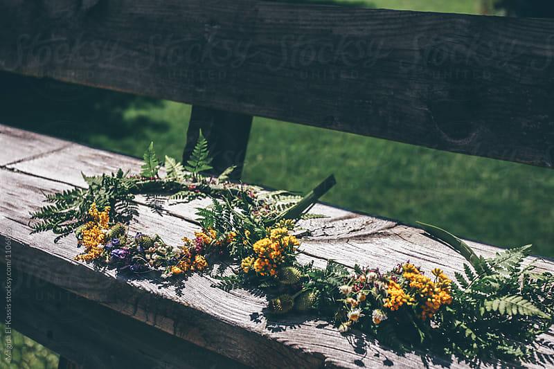 wild flower corwn