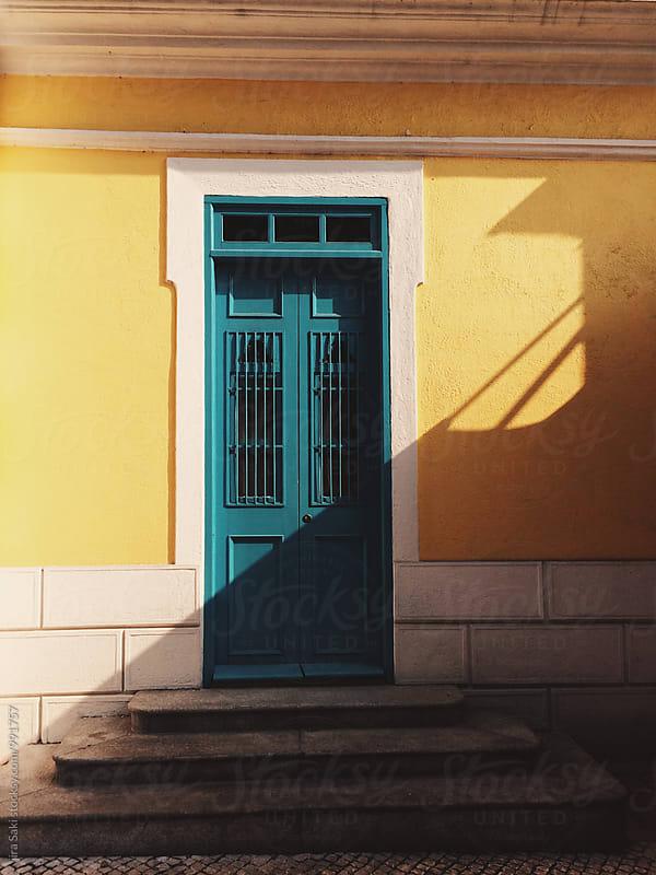 old door by jira Saki for Stocksy United