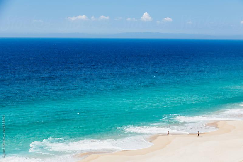 Paradise Beach by Agencia for Stocksy United