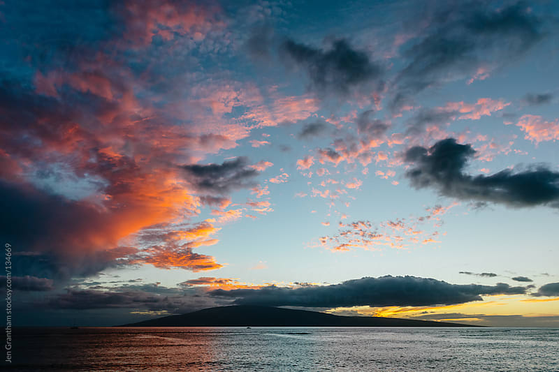 Sunset by Jen Grantham for Stocksy United