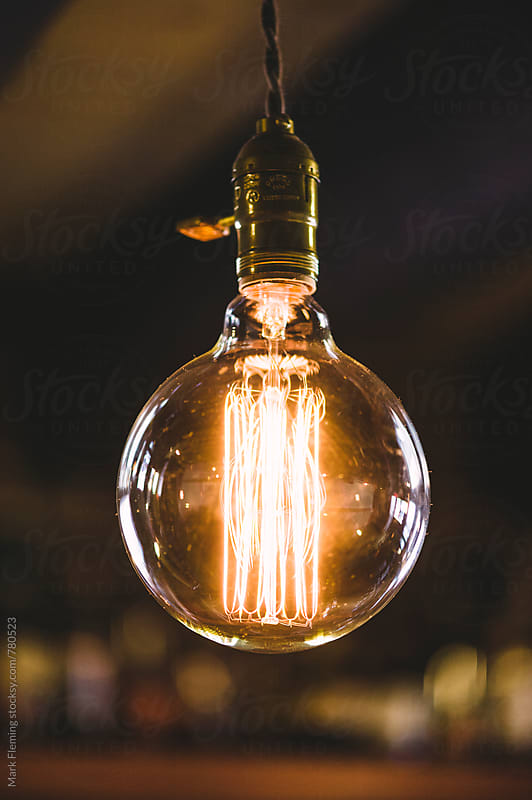 Bulb by Mark Fleming for Stocksy United