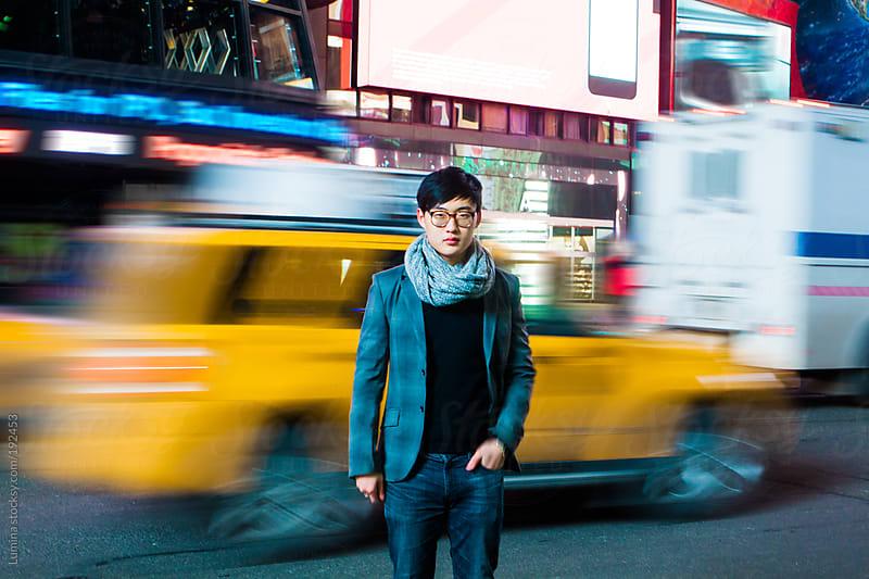 Urban New Yorker by Lumina for Stocksy United
