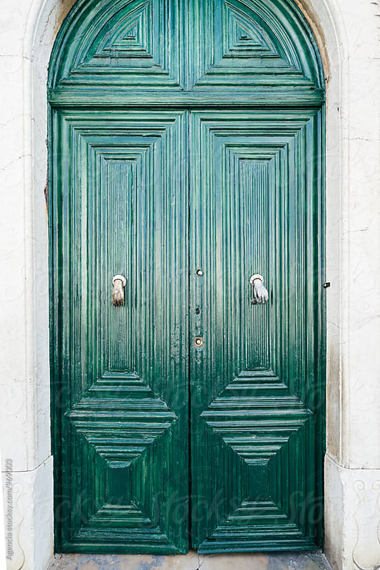 Doorway Detail by Agencia for Stocksy United
