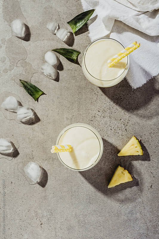 Pina colada by Tatjana Zlatkovic for Stocksy United