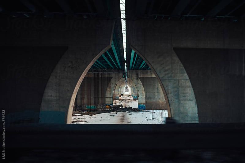 Under the Bridge by L&S Studios for Stocksy United