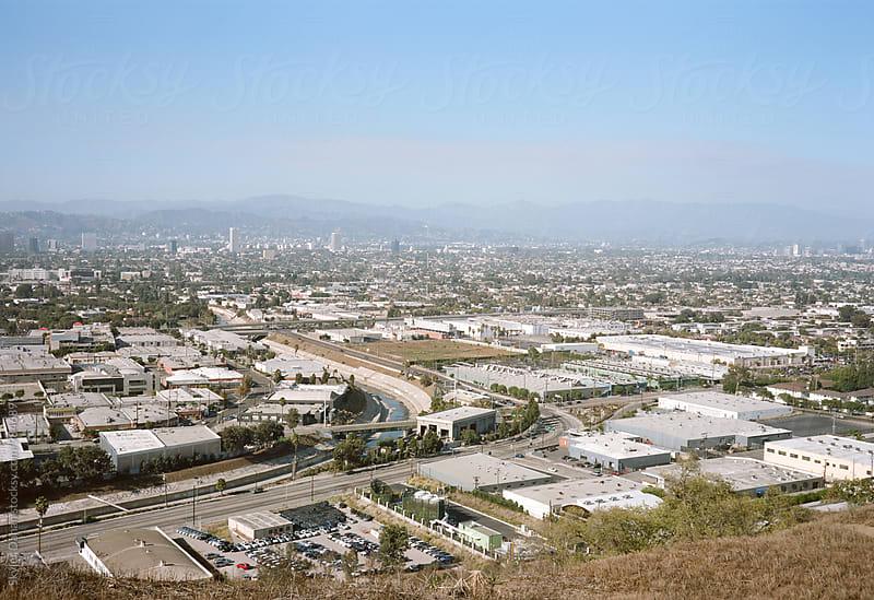 LA Industrial by Skyler Dahan for Stocksy United
