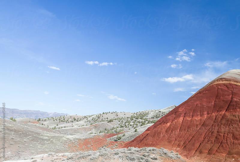 Painted Hills, Oregon, USA by Mihael Blikshteyn for Stocksy United