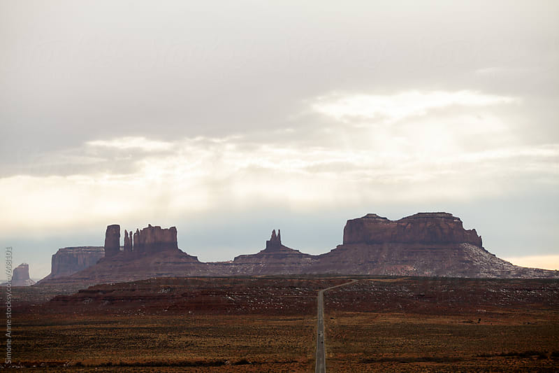 Monument Valley by Simone Anne for Stocksy United