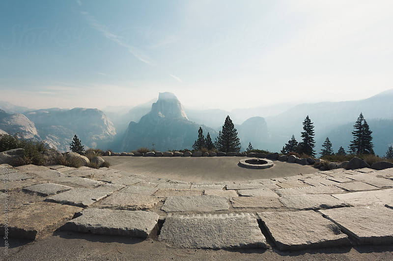Glacier Point Yosemite  by Image Supply Co for Stocksy United