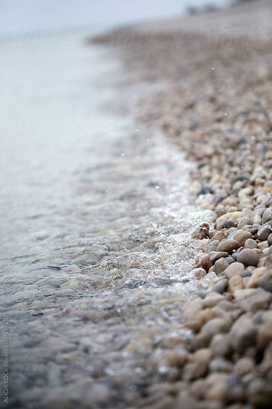 Shoreline Rocks by ALICIA BOCK for Stocksy United