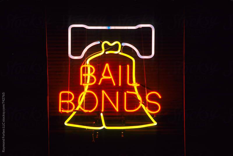 Bail Bonds by Raymond Forbes LLC for Stocksy United
