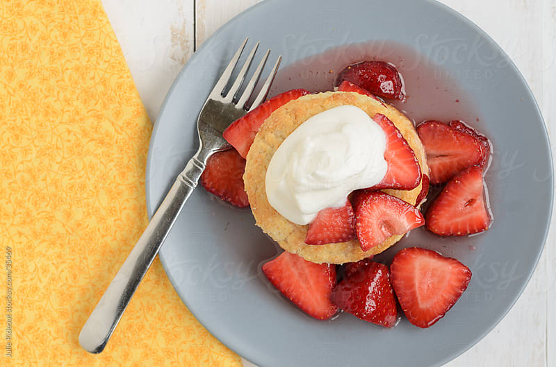 Strawberry Shortcake by Julie Rideout for Stocksy United