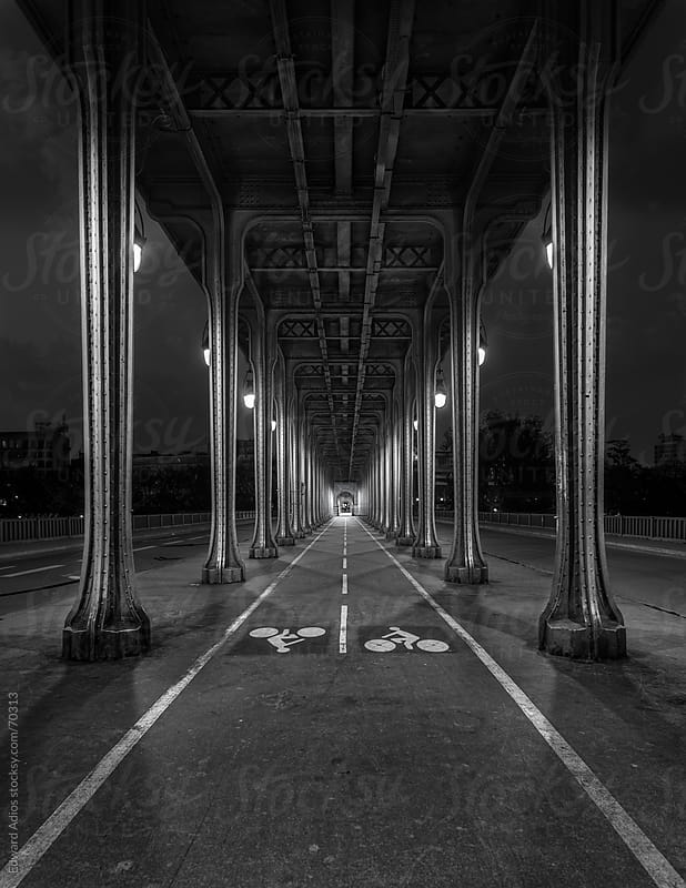 Pont de Bir-Hakeim by Edward Adios for Stocksy United