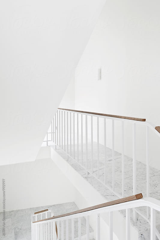 Staircase by Koen Van Damme for Stocksy United