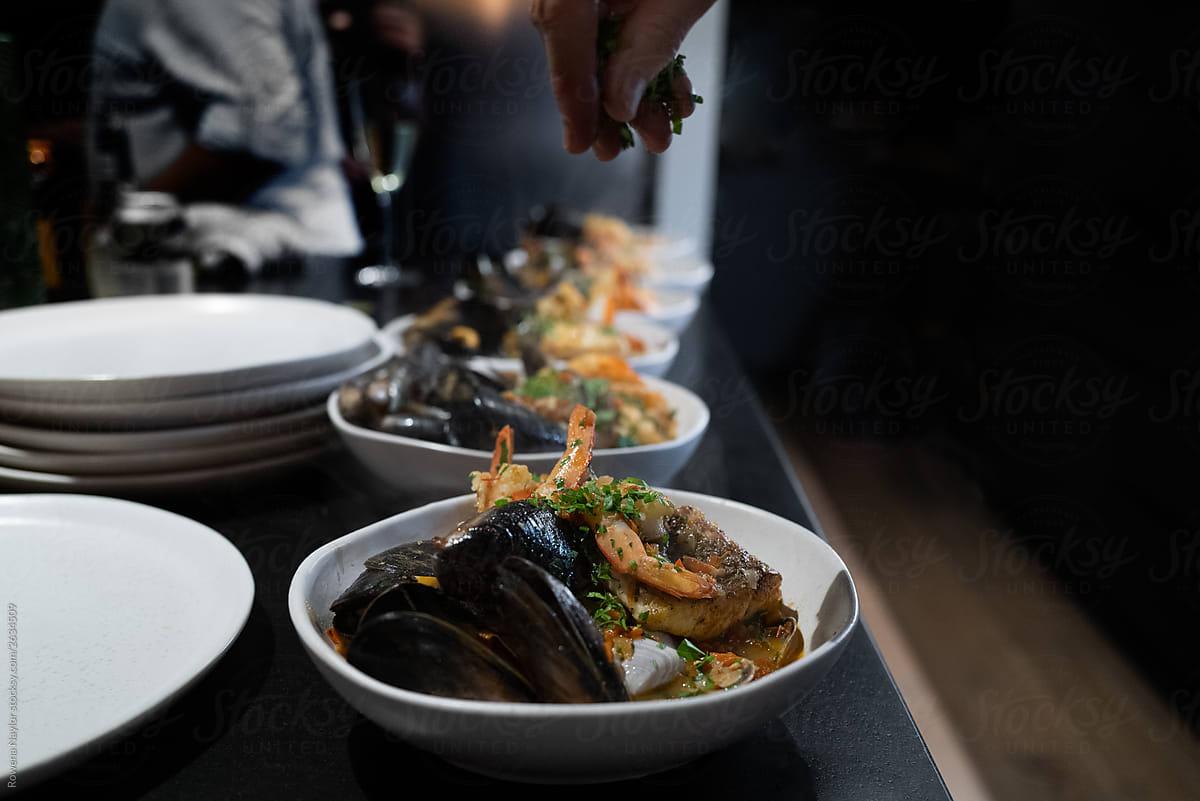 Spanish Zarzuela Seafood dish by Rowena ...