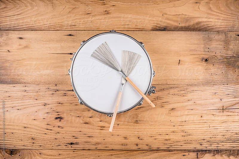 Snare Drum Percussive Instrument by suzanne clements for Stocksy United