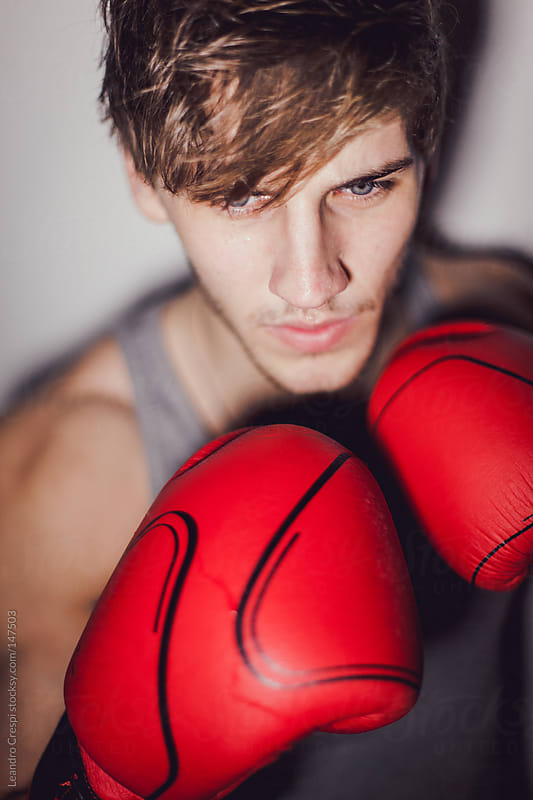 Boxing by Leandro Crespi for Stocksy United