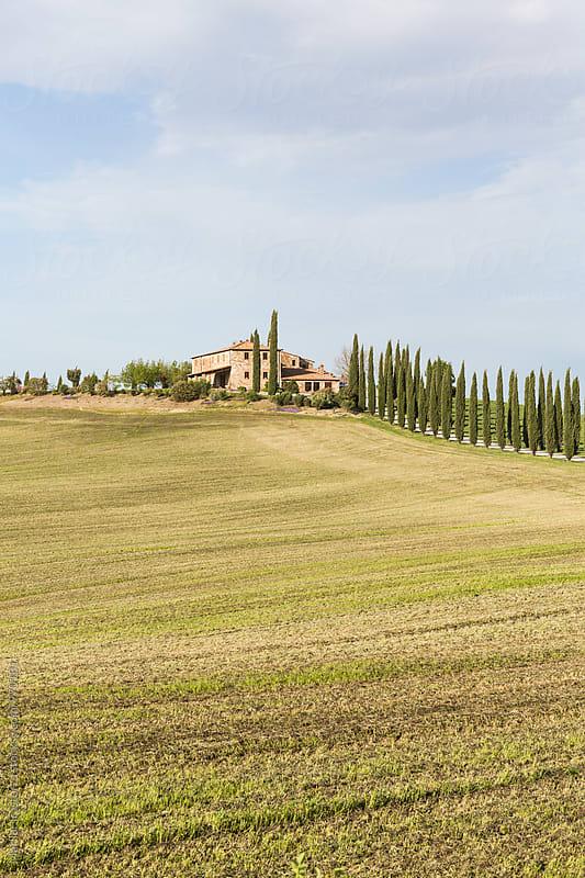 Tuscan house by Marilar Irastorza for Stocksy United