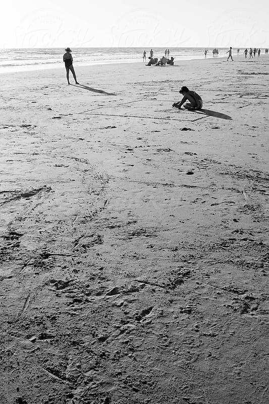 Beach scenes by Juanjo Grau for Stocksy United