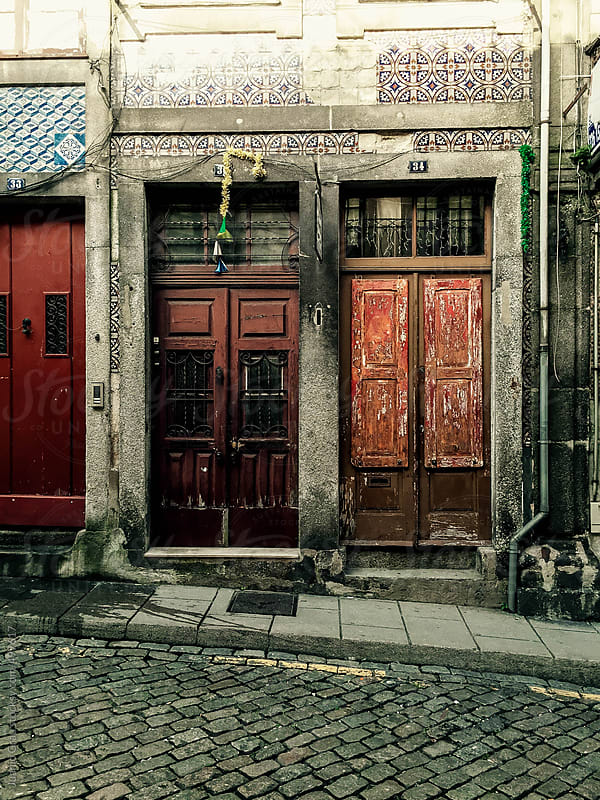 Doors by Juanjo Grau for Stocksy United