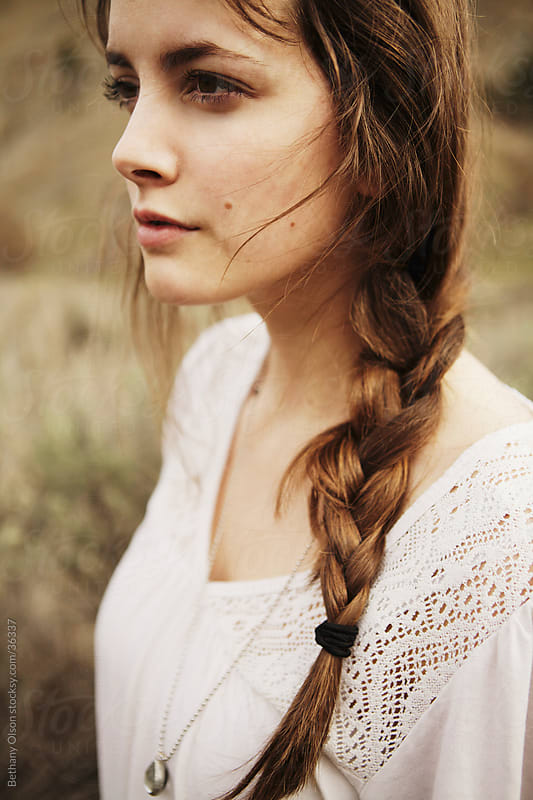Braid by Bethany Olson for Stocksy United