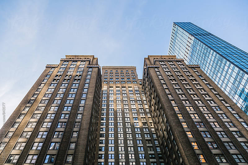 Architecture in New York by VICTOR TORRES for Stocksy United