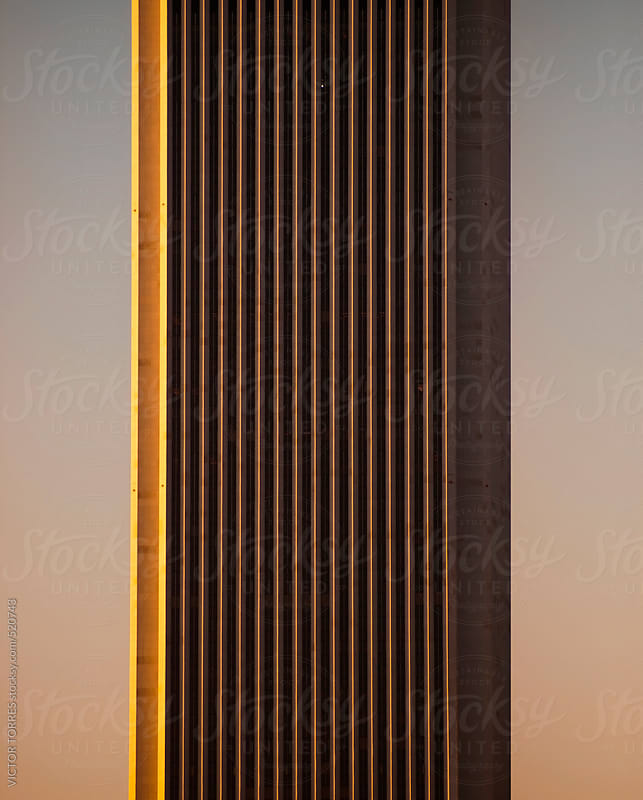 Abstract Skyscraper by VICTOR TORRES for Stocksy United