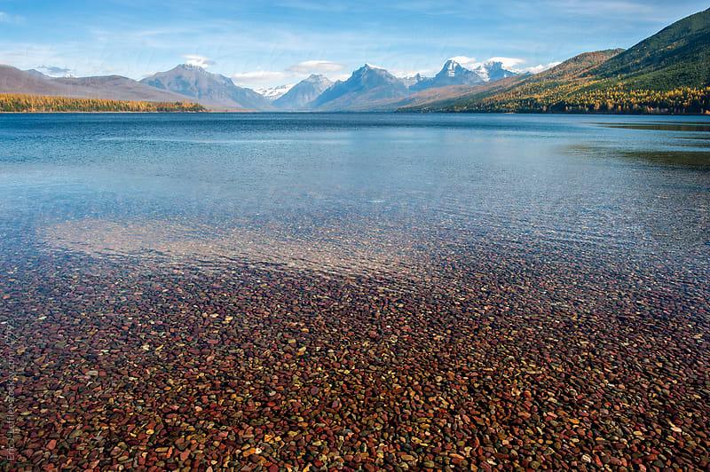 Glacier Lake by Eric James Leffler for Stocksy United