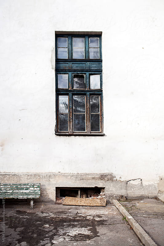 Old windows by MEM Studio for Stocksy United