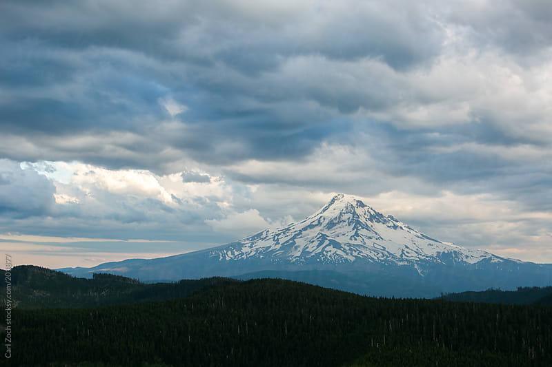 Mount Hood Oregon by Carl Zoch for Stocksy United