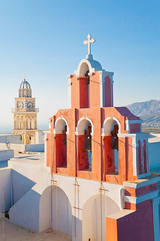Santorini, Cyclades, Greece by Gavin Hellier for Stocksy United