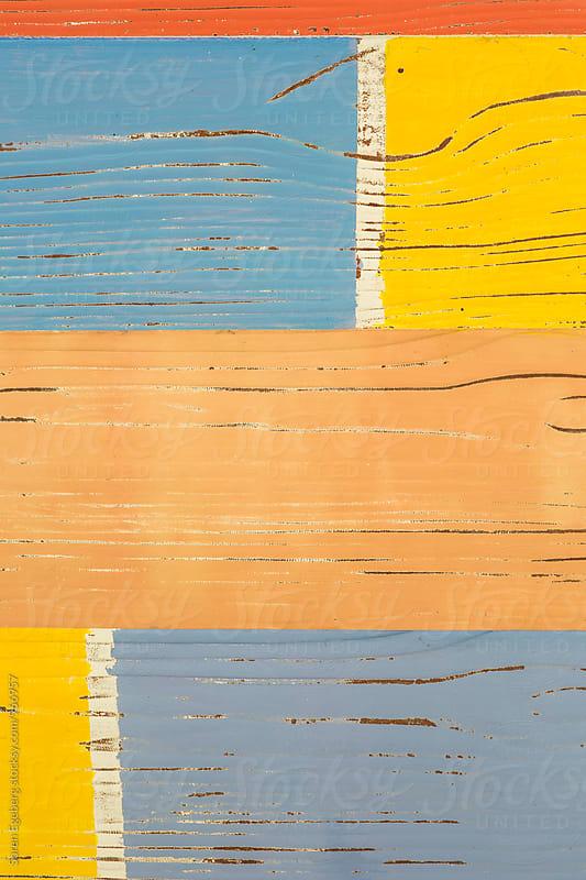 Color blocking by Soren Egeberg for Stocksy United