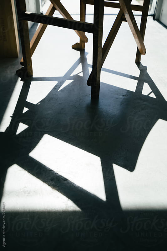 Director's Chair Shadow by Agencia for Stocksy United