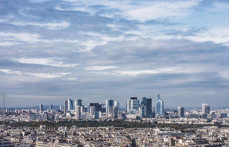 Paris Business District - La Defense by Helen Sotiriadis for Stocksy United