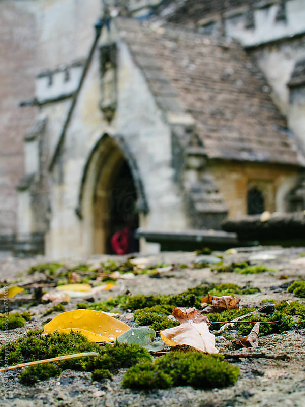Old Church in Rural England by Gary Radler Photography for Stocksy United