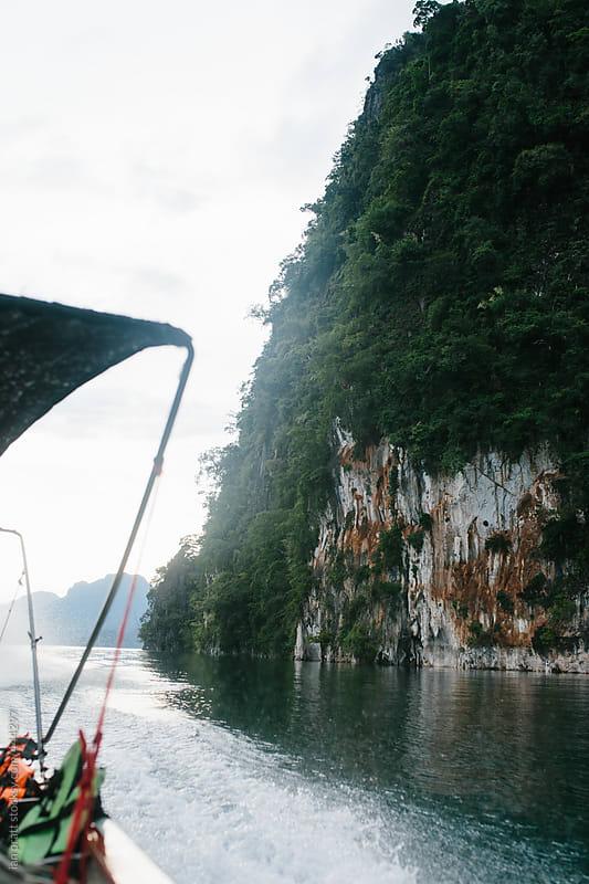 boat trip by ian pratt for Stocksy United