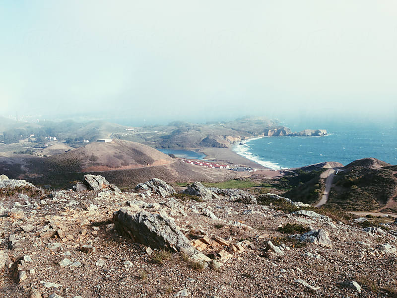 Marin Headlands by Kevin Russ for Stocksy United