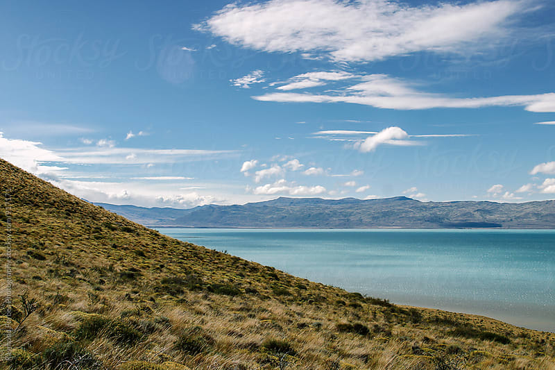 Lago Argentino in El Calafate, Argentina by Raymond Forbes LLC for Stocksy United