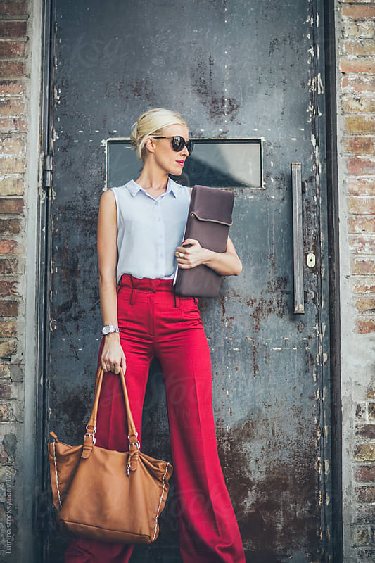Chic Businesswoman by Lumina for Stocksy United