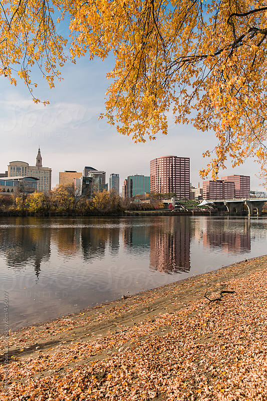 Downtown Hartford, Connecticut by Raymond Forbes LLC for Stocksy United