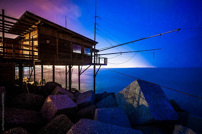 Fisherman house by Juri Pozzi for Stocksy United