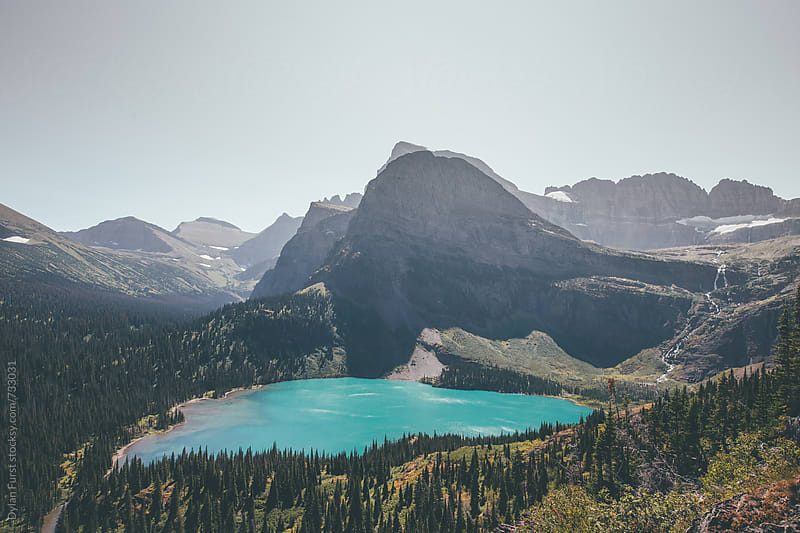 Glacier National Park by Dylan Furst for Stocksy United