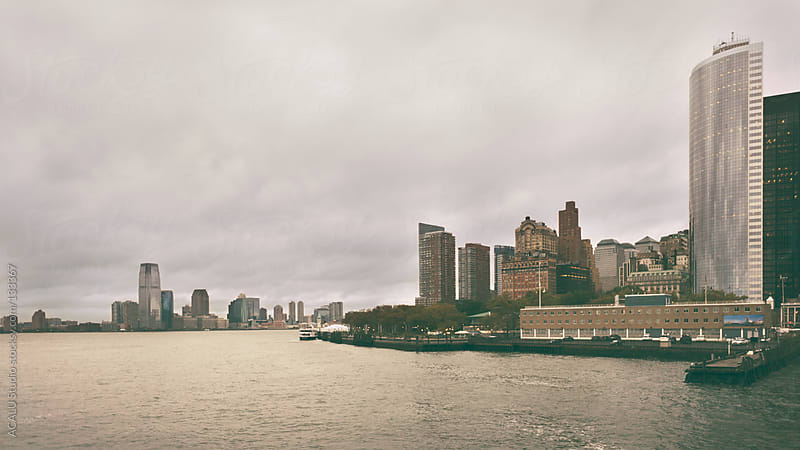 Hudson river by ACALU Studio for Stocksy United